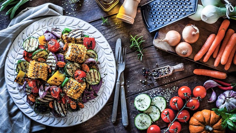 How to cater for vegans and vegetarians at your BBQ