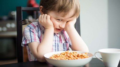 How to tackle eating problems in children with autism