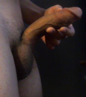 Penis Bends Down 11