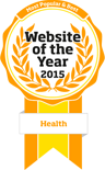 Website of the Year - health 2015