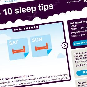 Sleepio case study