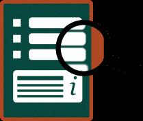 reviewed information leaflet