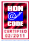 Hon Code Certified
