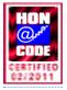 Hon Code Certified