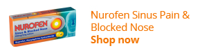 sinus and blocked nose tablets