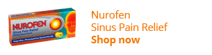 sinus pain tablets