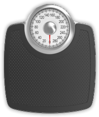 Image of weighing scales