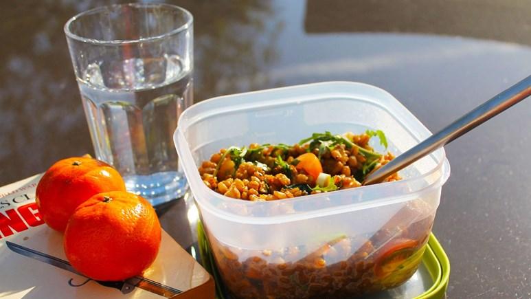 Recipe: Zesty, herby pearl barley salad