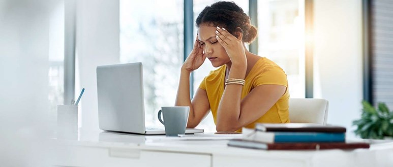Signs your job is making you sick