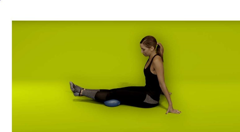Hip replacement recovery exercises - inner range quads