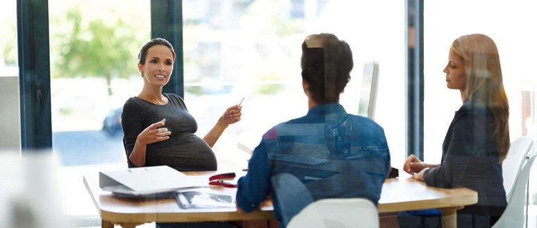 How does pregnancy impact your job?