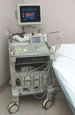 Ultrasound scanner