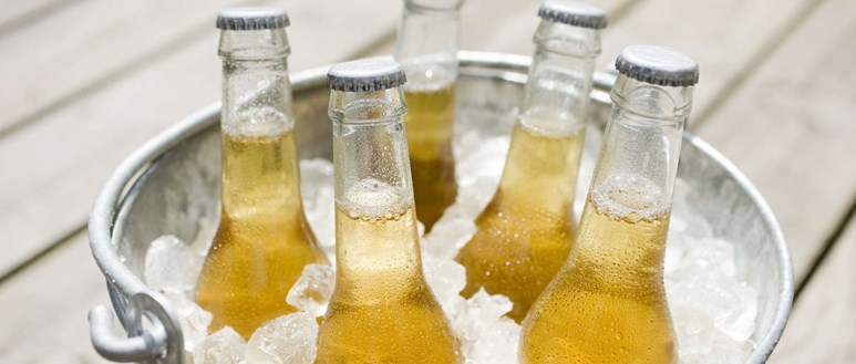 Do light beers have any health benefits?