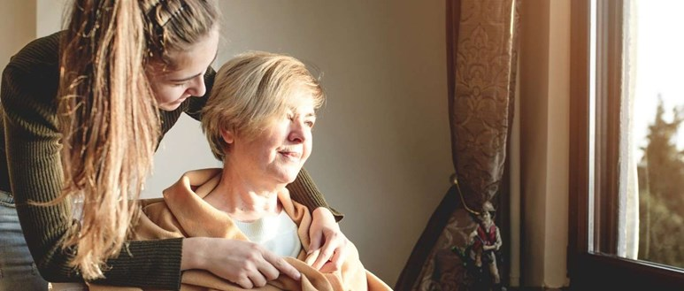 How to support a loved one after a stroke
