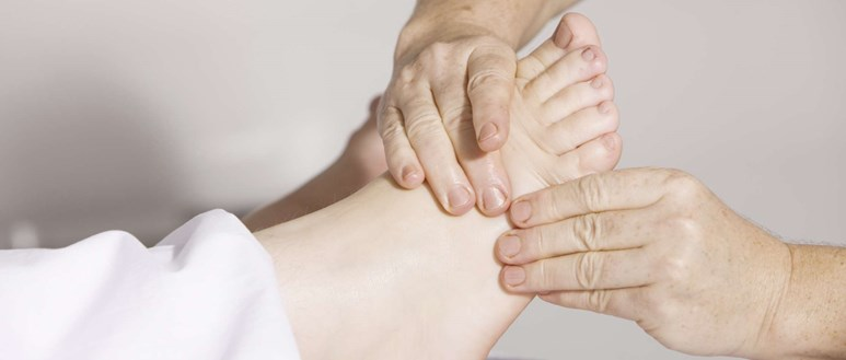 Heel and foot pain are very common