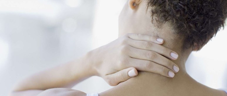 When should you worry about neck pain?
