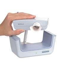 Portable spirometer