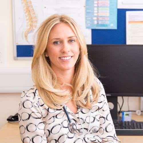 Dr Anna Cantlay