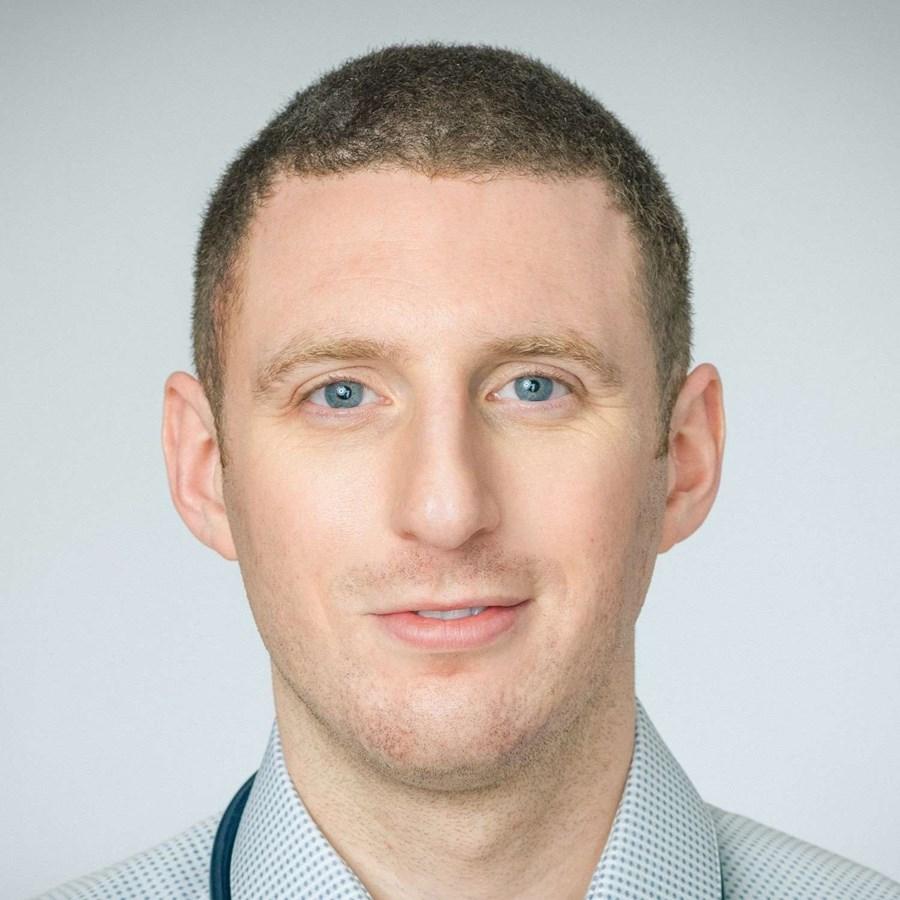 Dr Max Pemberton