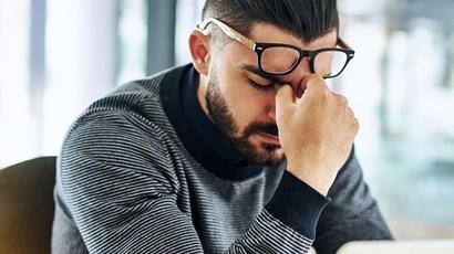 What causes head pressure and brain fog?