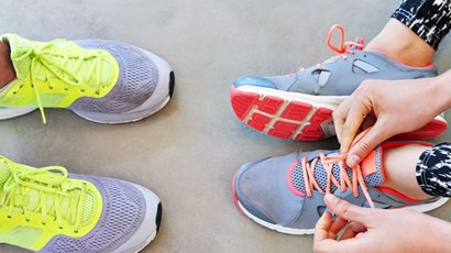 How to find the perfect running shoes for your feet