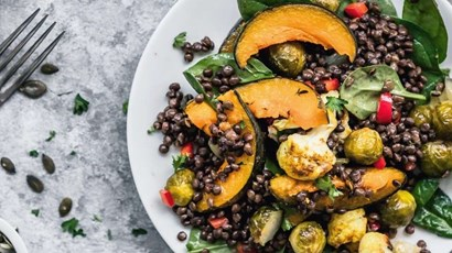 Sticking to a plant-based diet lowers type 2 diabetes risk