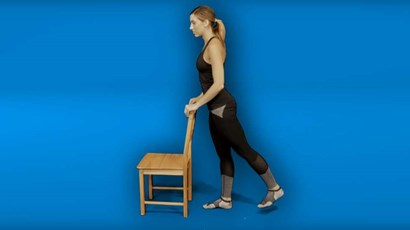 Video: Hip Replacement Recovery Exercises