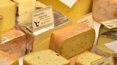 Cheese could protect blood vessels from damage caused by high-salt diet