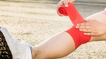 What supplies do you need for a sports first aid kit?
