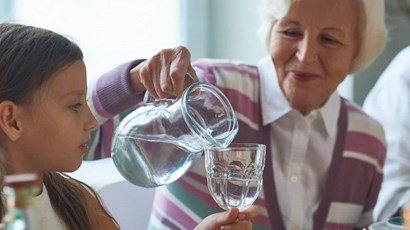 Do you need to drink eight glasses of water a day?
