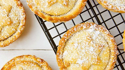 How to make healthy mince pies