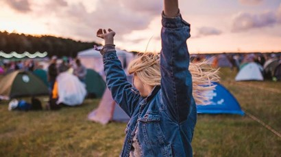 How to stay healthy at a music festival