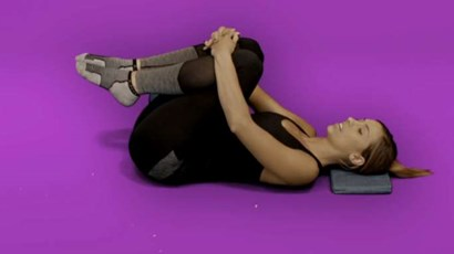 Video: Back pain exercises