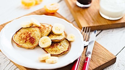 Recipe: Two-ingredient banana pancakes