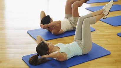 Pelvic floor exercises (Kegel exercises) and stress incontinence