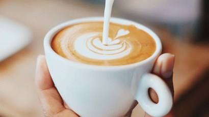 Why can drinking coffee trigger diarrhoea?