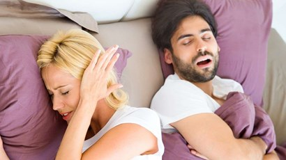 How to stop snoring wrecking your sleep and your relationship