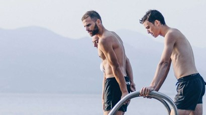Why are men less likely to wear sun cream?