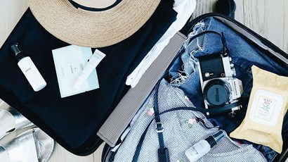What to pack on your babymoon