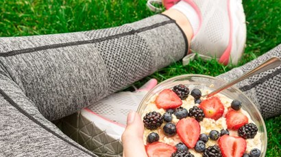 Balancing exercise and your diet