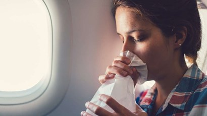 Why you always seem to get sick on holiday