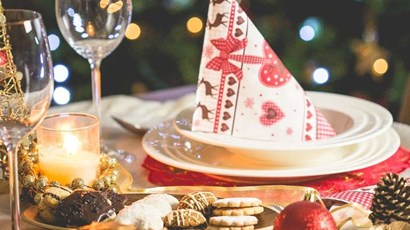 How to have a healthy Christmas party