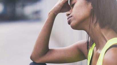 Why you might get a headache when you exercise