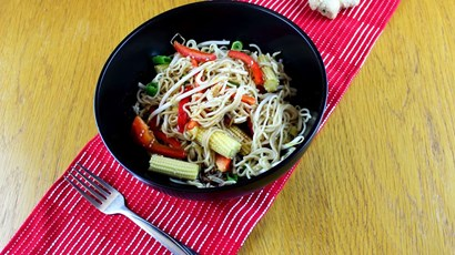 Sweet chilli stir fry