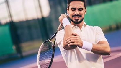 Tennis elbow treatment options