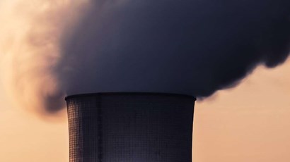 Air pollution speeds up ageing in the lungs