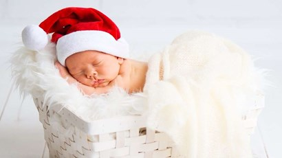 What it's like to give birth on Christmas Day