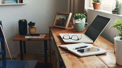 How to stay healthy while working at home