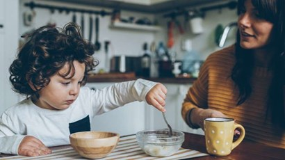 When should you worry about a fussy eater?
