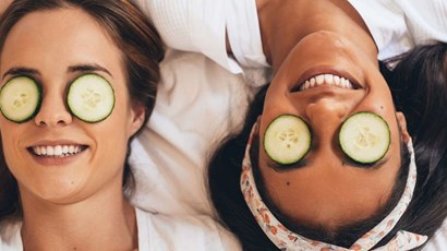 Foods that help improve skin problems